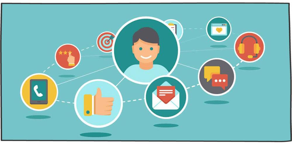 نرم افزار مدیریت تجربه مشتری