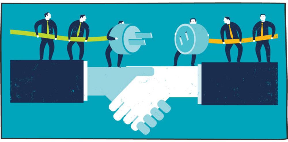 ادغام تیم بازاریابی و فروش B2B