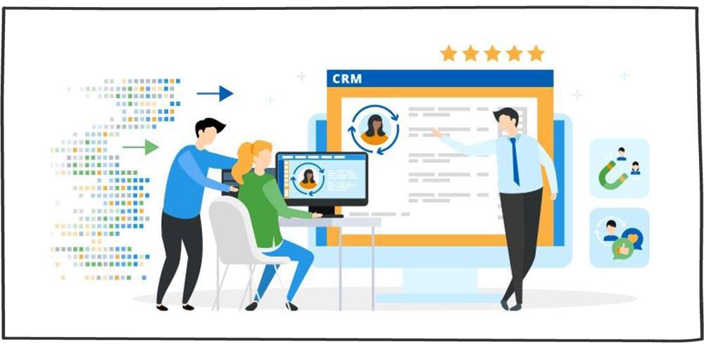CRM مشاوره و روانشناسی