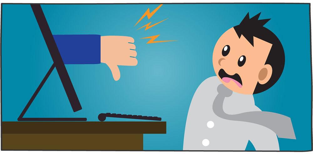 نحوه ی برخورد با شکایت مشتری