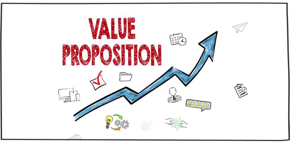 ساخت ارزش پیشنهادی منحصر به فرد