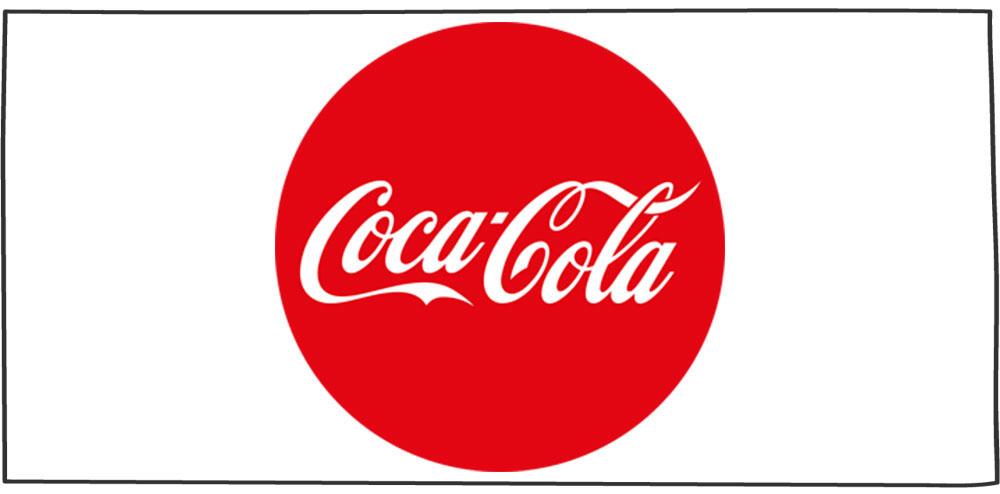 مثال های هویت برند: کوکاکولا