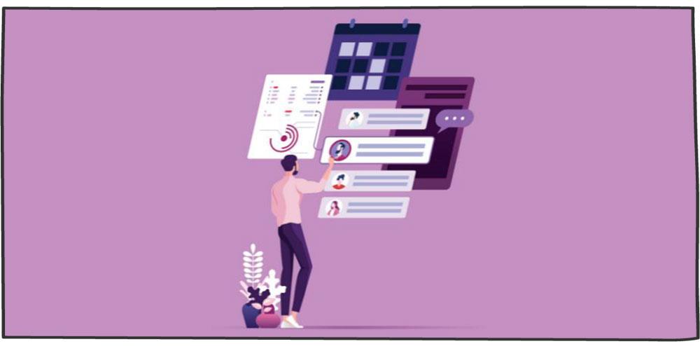 نقش CRM در بازاریابی