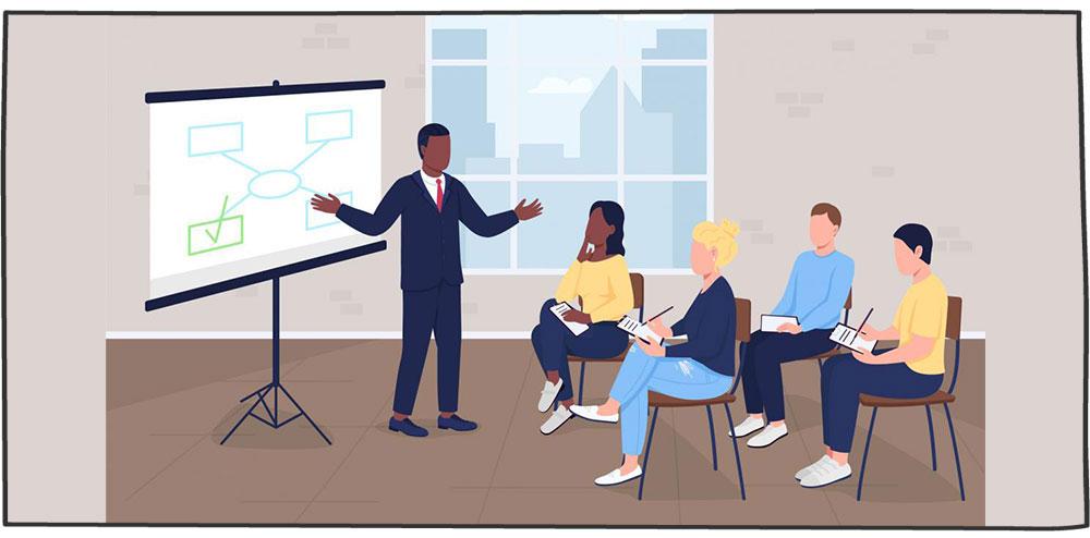 آموزش خدمات مشتریان با هدف بهبود خدمات پشتیبانی مشتریان