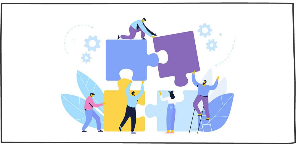 نقش کار تیمی در فرهنگ سازمانی