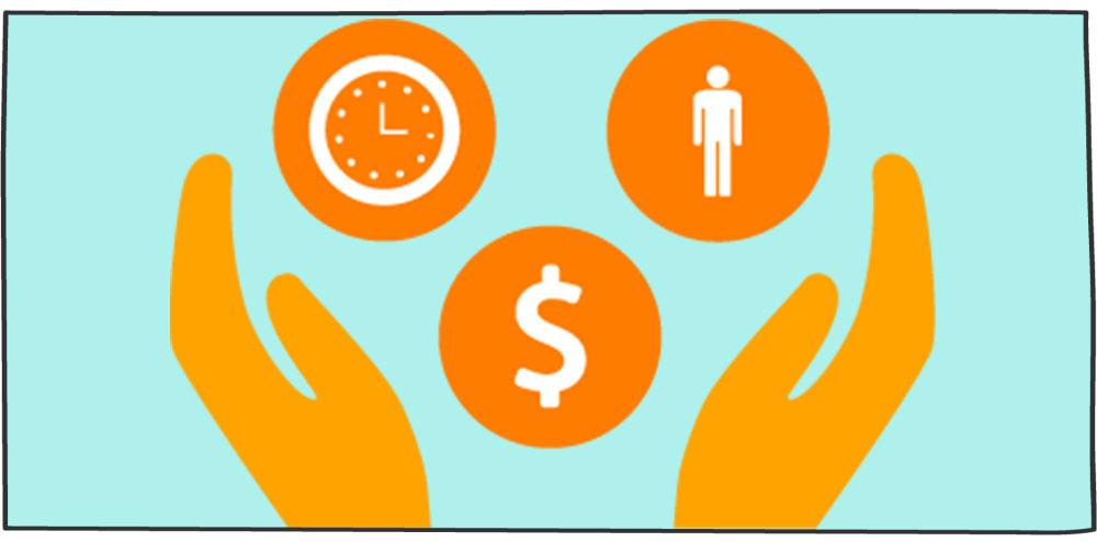 منابع کلیدی در بوم مدل کسب و کار