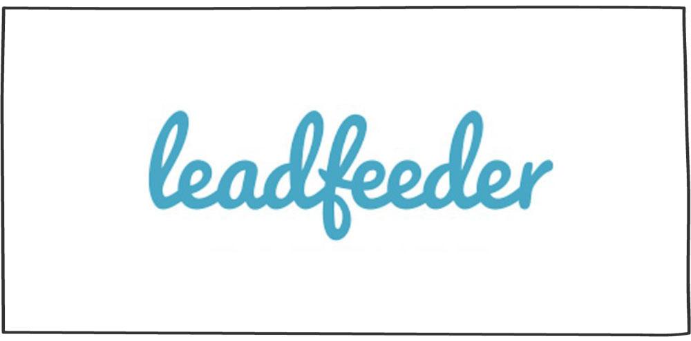 نرم افزار تولید سرنخ B2B شرکت leadfeeder