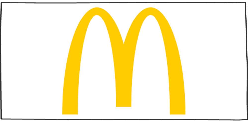 هویت برند مک دونالدز