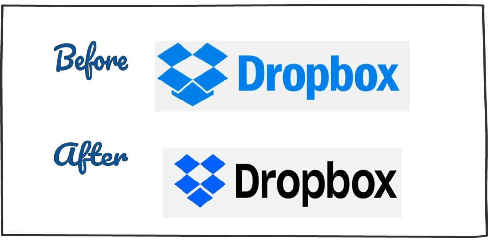 نمونه های بازارسازی برند: شرکت Dropbox