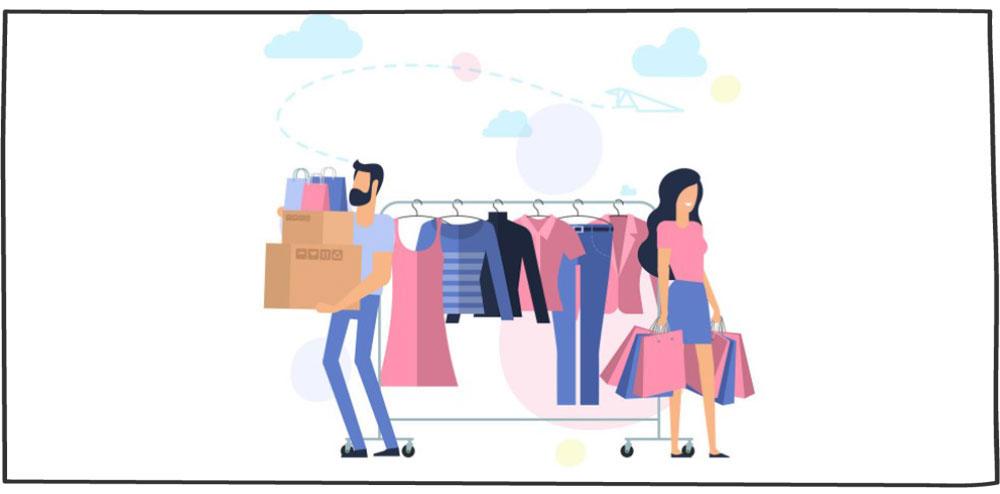 تاثیر رفتار مصرف کننده بر عادات خرید