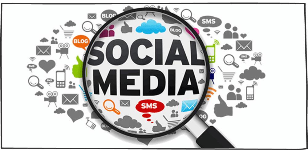 نقش شبکه های اجتماعی در صدای برند