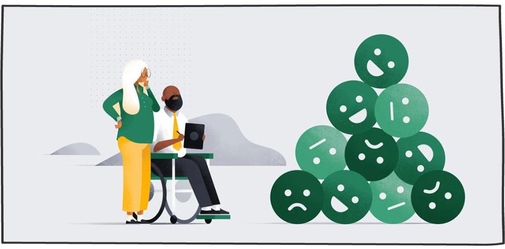 با نتایج صدای مشتری چه کنیم؟