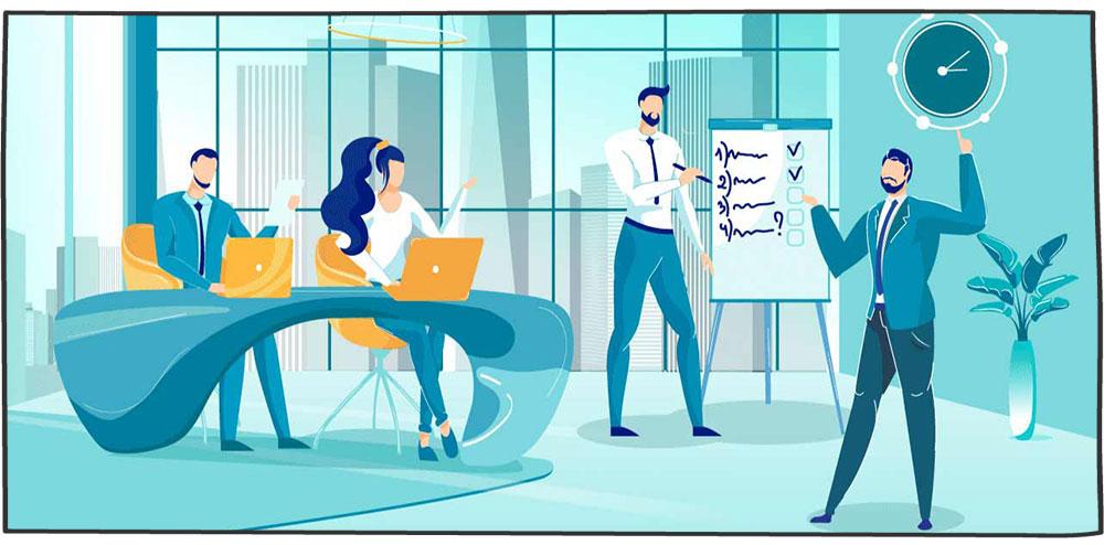 نقش CRM در HR