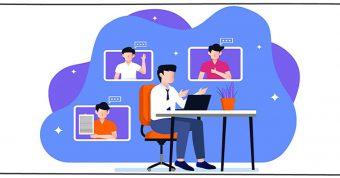 بهترین نرم افزار جلسات آنلاین