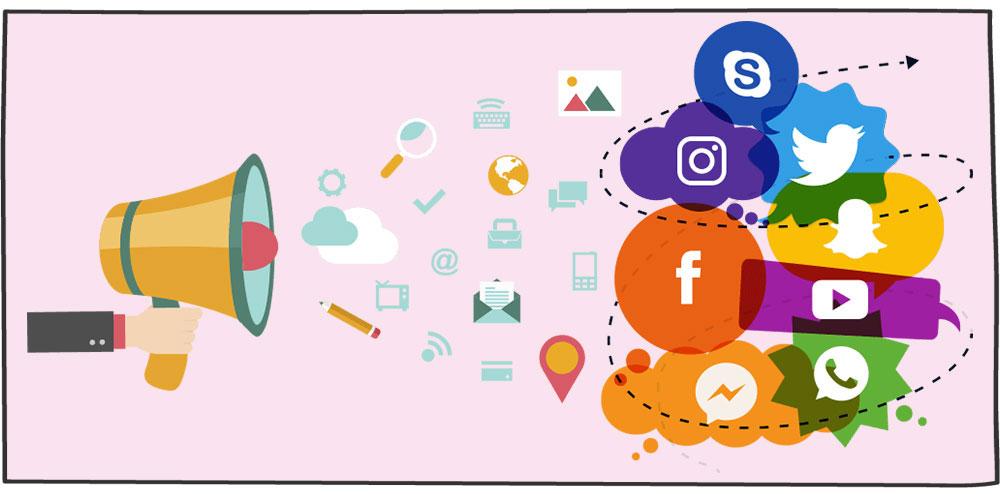تحلیل رقابتی شبکه های اجتماعی